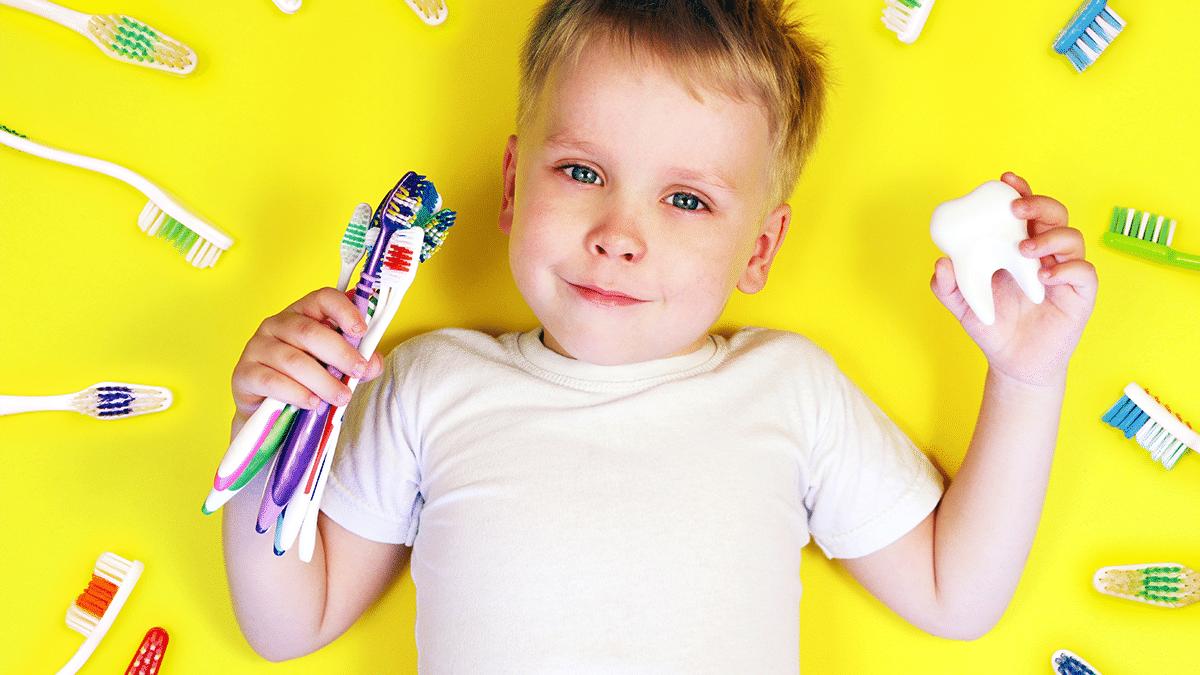 Teeth Brushing Tips for Kids