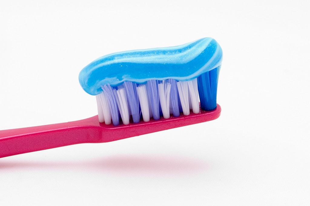 Toothpaste for barces